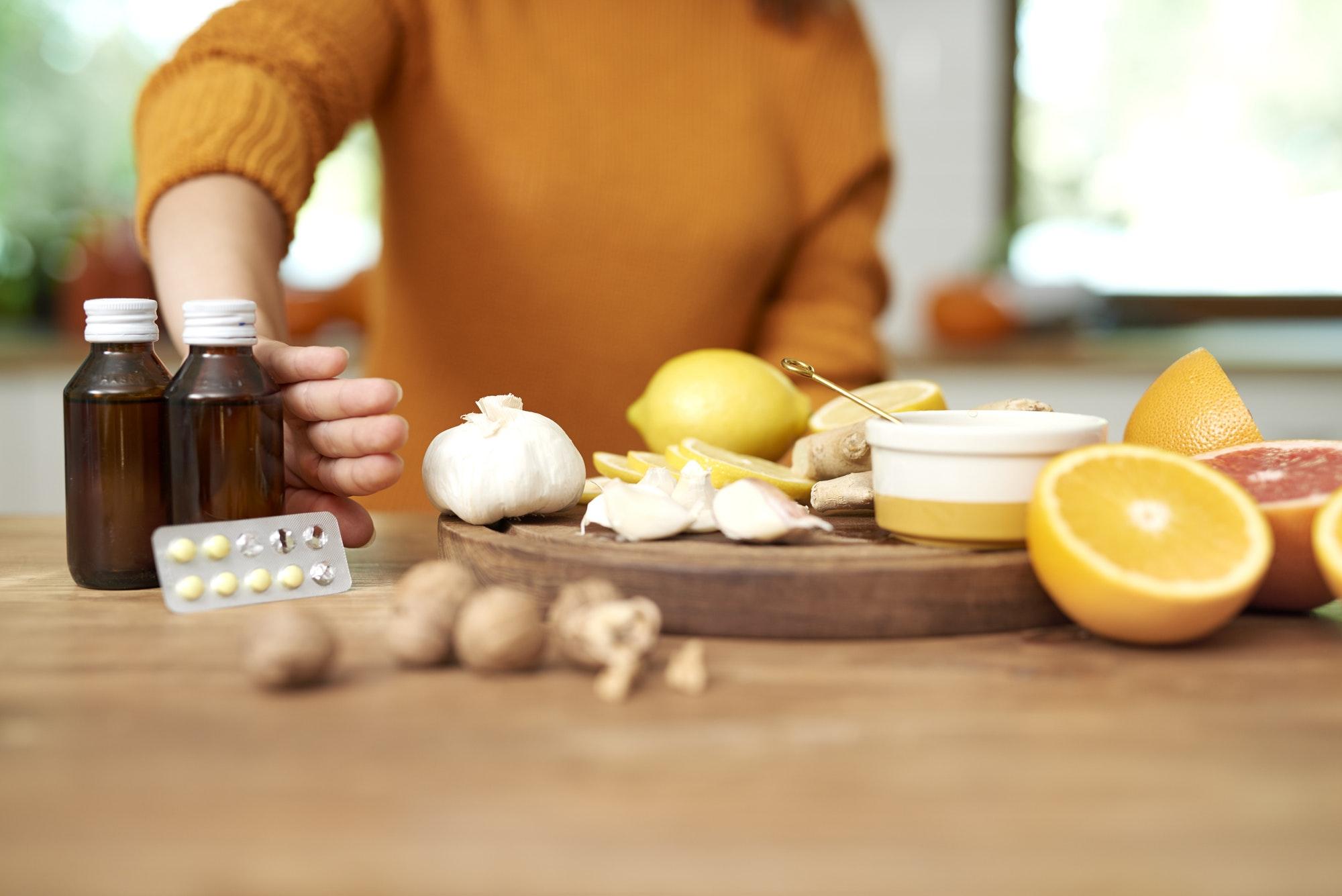 Natural medicine make you are healthier